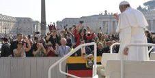 Immagine Papa Francesco ricorda i malati di Alzheimer