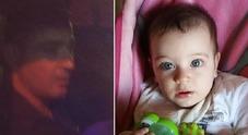 Bimba uccisa, la difesa del padre: «Ustioni? Colpa di un fornelletto»