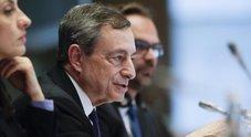 Draghi: rivedere le regole di bilancio, non sono più efficaci. L'Eurozona ha rallentato più del previsto