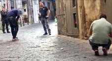 Napoli, la stesa del 25 aprile: nuovo raid a pochi passi dal Policlinico