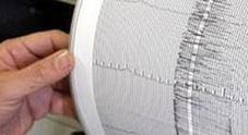 Terremoto, scossa di magnitudo 3,4 al largo delle Eolie