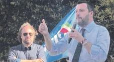 Mr Papeete sindaco di Napoli, la rivolta della sinistra: «Mai un leghista»