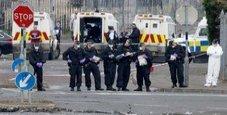 Immagine Irlanda del nord, arrestati due ragazzi per terrorismo