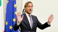 Roma, il lungo addio di Totti: «Mi dimetto ma non per colpa mia»