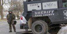 Immagine Assalto a colpi di fucile,  cinque morti in Illinois