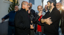 Napoli, Fico incontra i giovani della Paranza: «Sono e sarò sempre con voi»