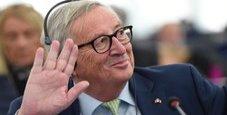 Immagine Juncker fa mea culpa: «Ue poco solidale»