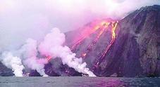Stromboli e scosse alle Eolie, il vero pericolo è sotto il mare