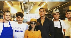 Fuga d'amore in Costiera per Kourtney Kardashian e Younes Bendjima
