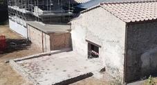 Pompei, ecco le foto mai viste della fattoria del I secolo avanti Cristo