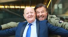 Cinepanettoni, Boldi attacca: «Non lasciai De Sica, ma De Laurentiis»