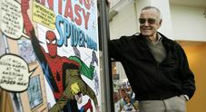 Morto Stan Lee, papà dei supereroi Marvel: aveva 95 anni. Creò Spiderman e i Fantastici 4