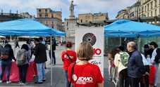 Napoli, il giorno del piccolo Gabry: gazebo in piazza Dante per trovare il donatore