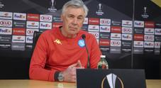 Ancelotti lancia il suo Napoli: «Con lo Zurigo gioca Chiriches»