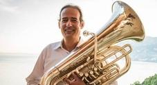 Alexandre Cerdà Belda a Napoli per uno spettacolo di poesia e musica