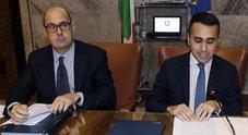 Governo, Di Maio un'ora a cena con Zingaretti: «Conte bis», «Ma serve discontinuità»