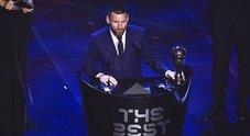 Best Fifa 2019: Messi beffa van Dijk e CR7 (assente e ignorato)