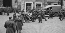 Immagine 75 anni fa ghetto di Roma, Mattarella: ferita insanabile
