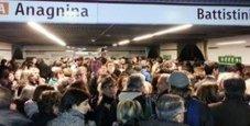 Immagine Roma, Metro A di nuovo bloccata