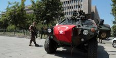 Immagine Turchia, trattore voleva colpire ambasciata Israele
