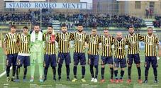 Juve Stabia in B, poster in edicola con il «Mattino»