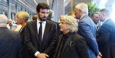 Immagine I funerali di Genova scuotono il Pd