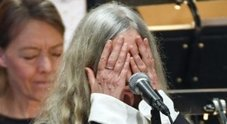 Nobel, standing ovation per Dylan