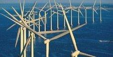 Immagine Green Energy, trainata da auto elettriche ed eolico