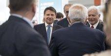 Immagine Conte sfida l'Ue ma tratta: mercoledì vertice governo
