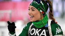 Biathlon, Dorothea Wierer nella storia: le 28enne di Brunico vince la Coppa del Mondo