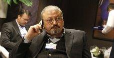 Immagine Khashoggi, le ultime parole: «Non respiro più»