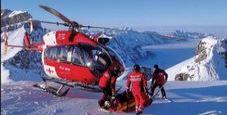 Immagine Valanga sulle Alpi Svizzere: un morto e un ferito