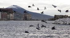Nuova allerta meteo sulla Campania: temperature in picchiata, arriva la neve su Napoli