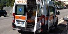Immagine Auto contro furgone, due morti a Gambolò