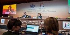 Immagine Migranti, conferenza Onu  adotta il Global Compact