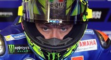 Valentino Rossi, lieve incidente in motocross: ricoverato a Rimini