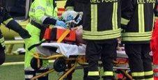 Immagine Colpo alla testa, gravissimo baby portiere di 15 anni