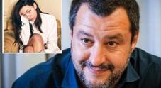 Salvini e la nuova relazione: «Nel mio prossimo viaggio a Parigi, forse potremmo essere in due...»