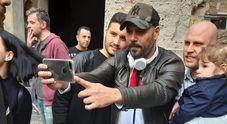 Spin off Gomorra, San Giorgio diventa set per Ciro l'Immortale