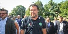 Immagine Salvini in Israele, malumori M5S