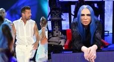 Amici 18, Ricky Martin furioso con Loredana Bertè: «Sono omosessuale, so cosa è bullismo. Connetti il pensiero con la parola»