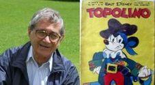 Morto Giulio Chierchini, storico disegnatore di Topolino: aveva 66 anni