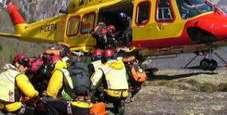Immagine Si stacca masso, alpinista muore sul colpo