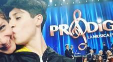 Il napoletano Giuseppe vince «Prodigi» su Raiuno a passi di danza