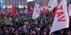 Immagine Salvini lancia referendum sulla Tav: «Io tifo per il Sì»