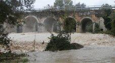 Bomba d'acqua su Avellino,  allagamenti e colate di fango