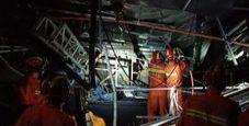 Immagine Crolla tetto di night club in Cina: 2 morti e 86 feriti