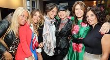 Brindisi all'amicizia: la festa di primavera a casa Ruggiero