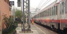 Immagine Bocciato in quarta superiore si getta sotto il treno