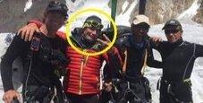 Immagine Alpinista italiano ferito in Pakistan: «È cosciente»